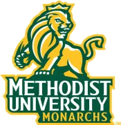 Methodist University Monarchs logo