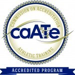 The Methodist University Athletic Training Program is accredited by CAATE.