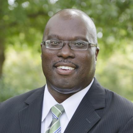 Dr. William H. Walker, Vice President for Student Affairs & Dean of Students