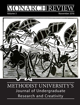 Cover of the Monarch Review