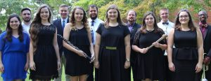 Music Scholarship Recipients