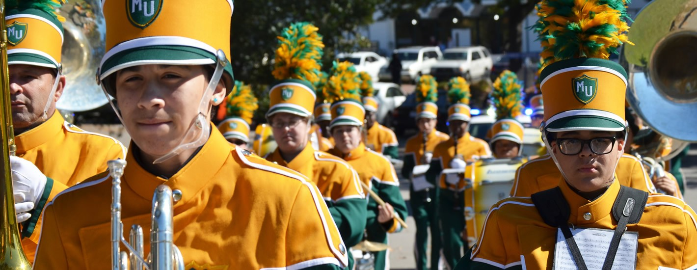 Methodist University Marching Monarchs