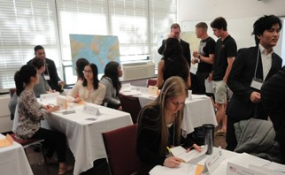 Students participate in a joint simulation exercise