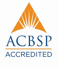 ACBSP Accredited Seal