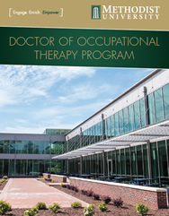 Occupatonal Therapy Brochure