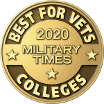 Military Times Best for Vets 2020 Award