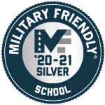 Military Friendly School - Silver (2020-21)