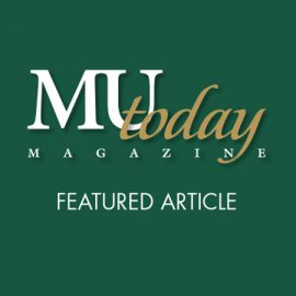 MU Today Featured Article