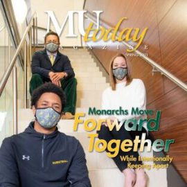 MU Today Spring 2021 Cover